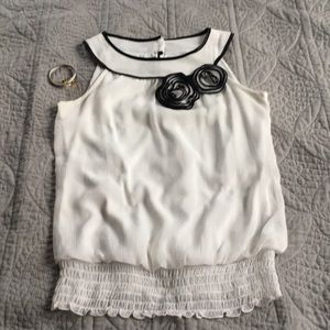 White Blouse BCX